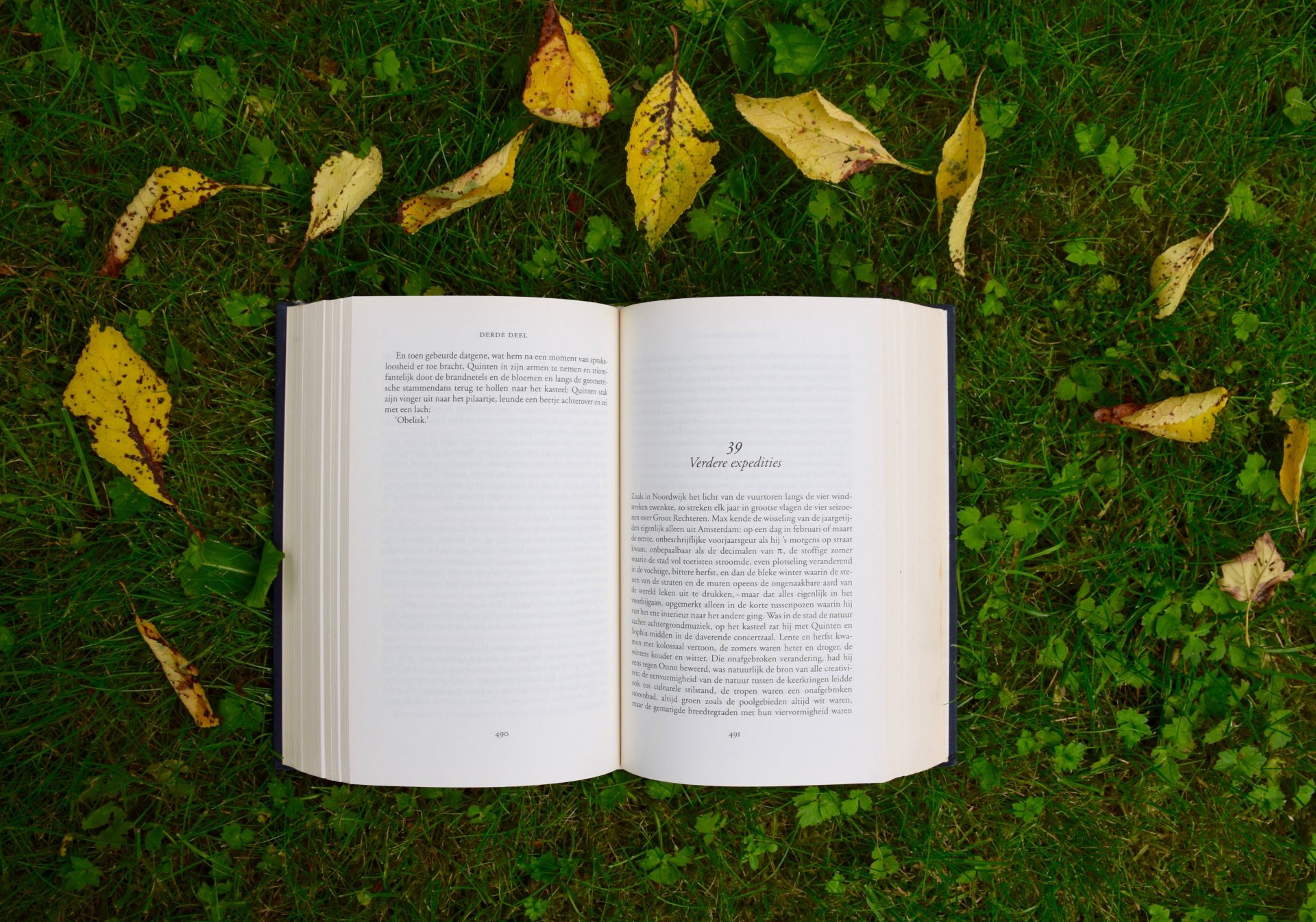 book summer