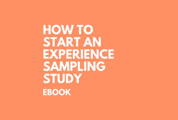 How to start an esm study